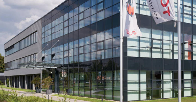 Toyota Material Handling Deutschland office