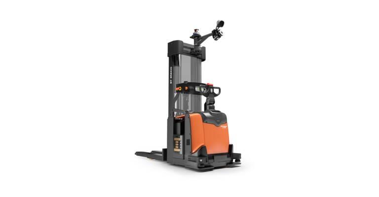 Automatiseret selvkørende stabler SAE160