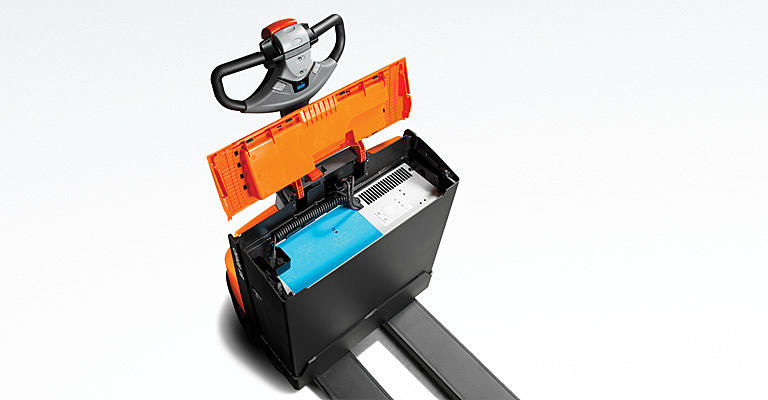 Toyota's in-house Lithium-ion battery