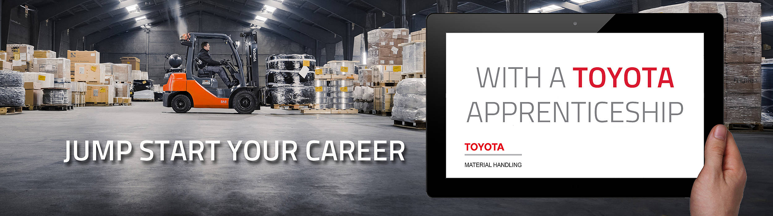 Toyota apprenticeship