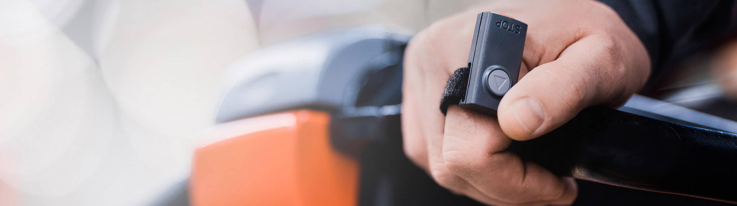 Toyota T-mote remote drive solution