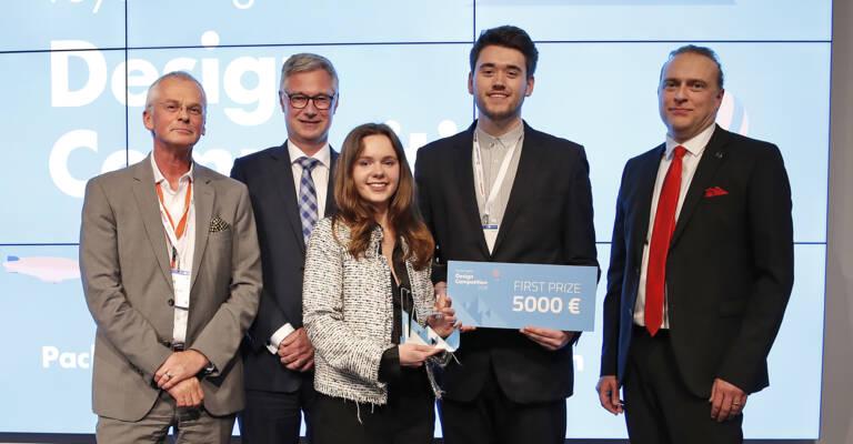 Ganadores Toyota Logistic Design Competition