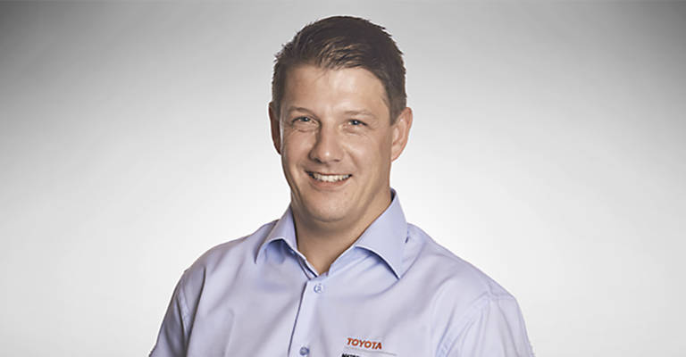 Simon Hald - Truckservice Midtjylland
