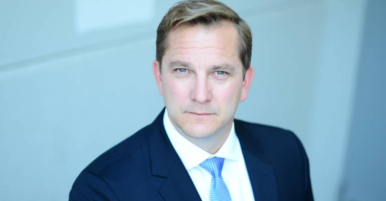 Jan Lorenz Managing director Toyota Material Handling Deutschland