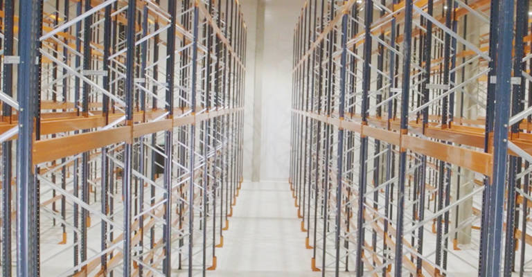 Toyota delivers record-breaking storage system to Logitri
