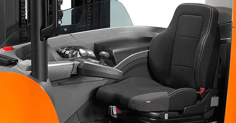 Seat in BT Reflex O-series