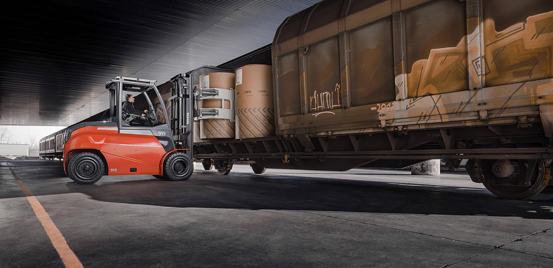 Toyota Eltruck 6 til 8 ton