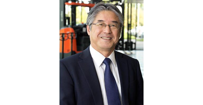 Terry Unnai chairman Toyota Material Handling