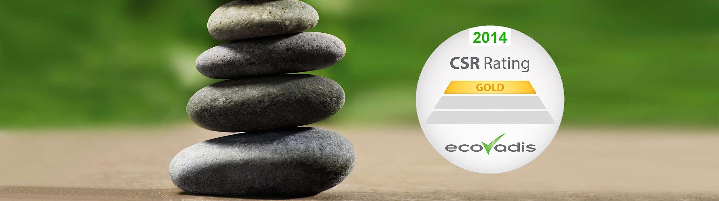 EcoVadis 2014 logo