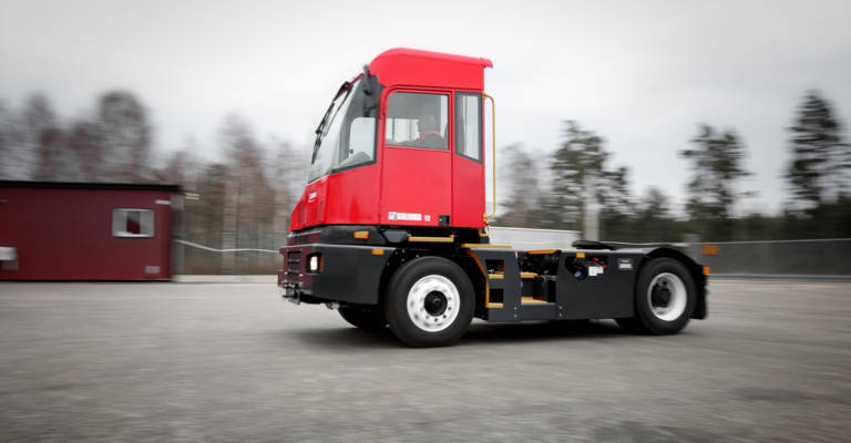 Kalmar terminaltraktor T2
