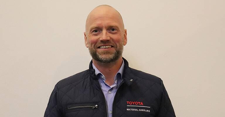 Søren Rosendal Toyota Material Handling