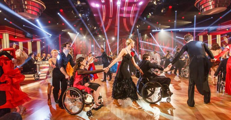 StarDance 2019 a Centrum Paraple - tančící soutěžící