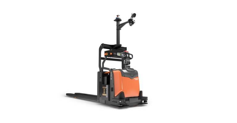Automatiseret selvkørende palleløfter LAE250