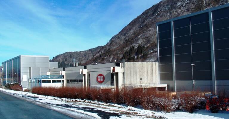 instalaciones de toro en noruega