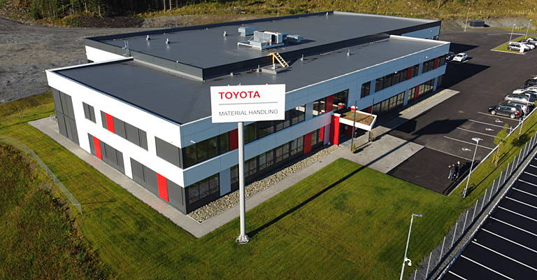 Toyota Material Handling Trondheim