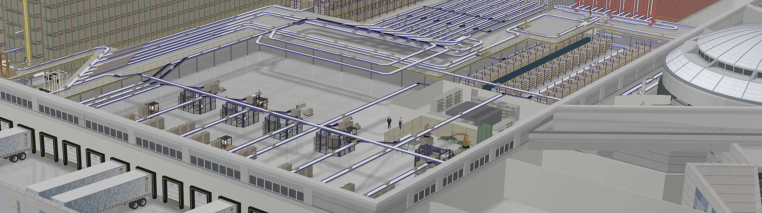 Toyota Material Handling: Sistemi logistici Integrati