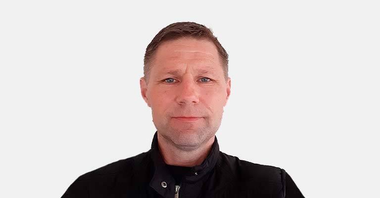 Esben Quist, Application engineer / VNA Product Support