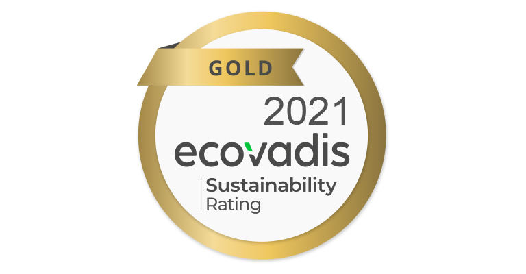 Toyota Material Handling har modtaget Ecovadis GOLD