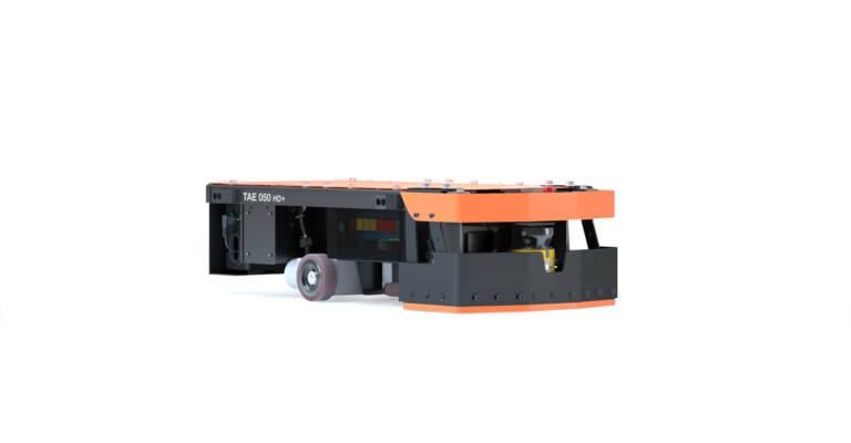 Automaticky naváděný vozík pomocí magnetické pásky Autopilot TAE050
